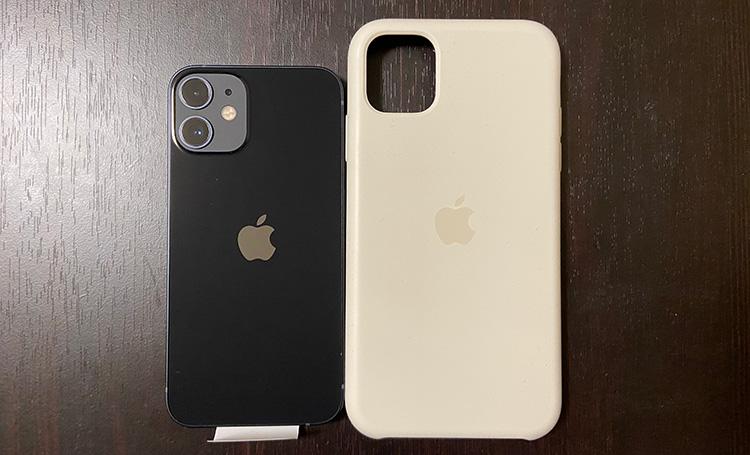 iPhone11と比較してみた